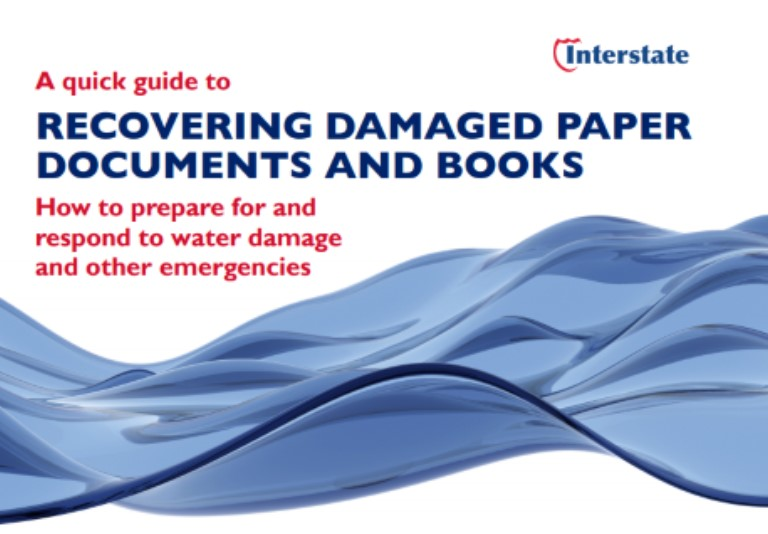 Quick Guide to Recovering Damaged Paper...