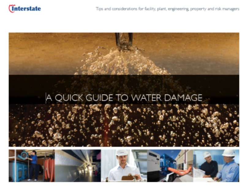 A Quick Guide to Water Damage