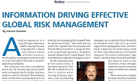 Information Driving Effective Global Ris...